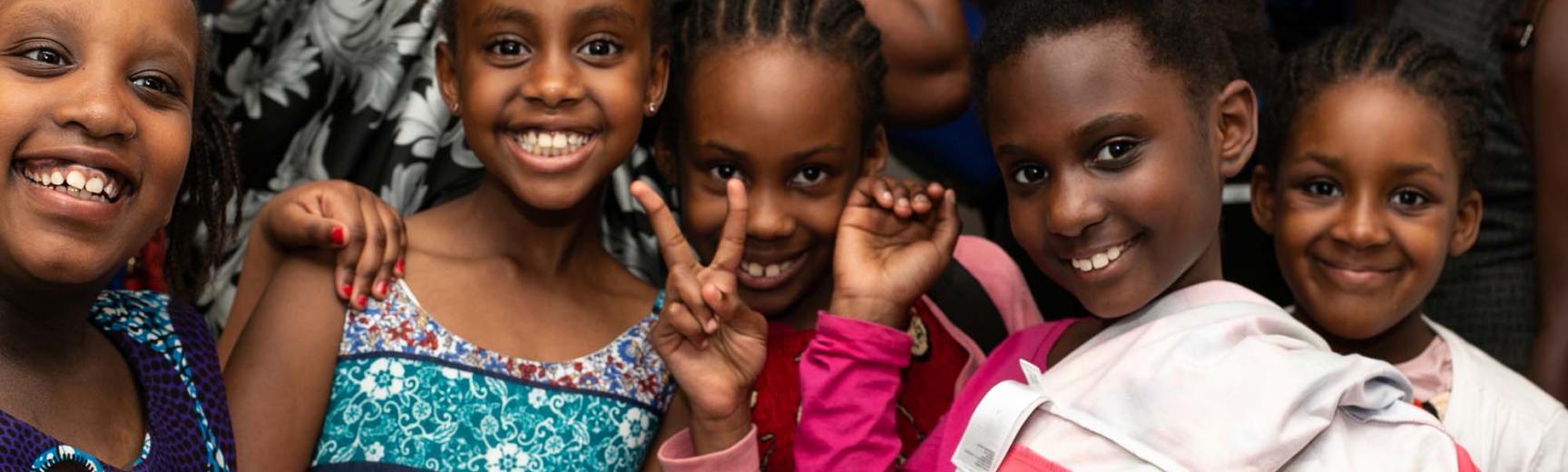 Rwanda community launch