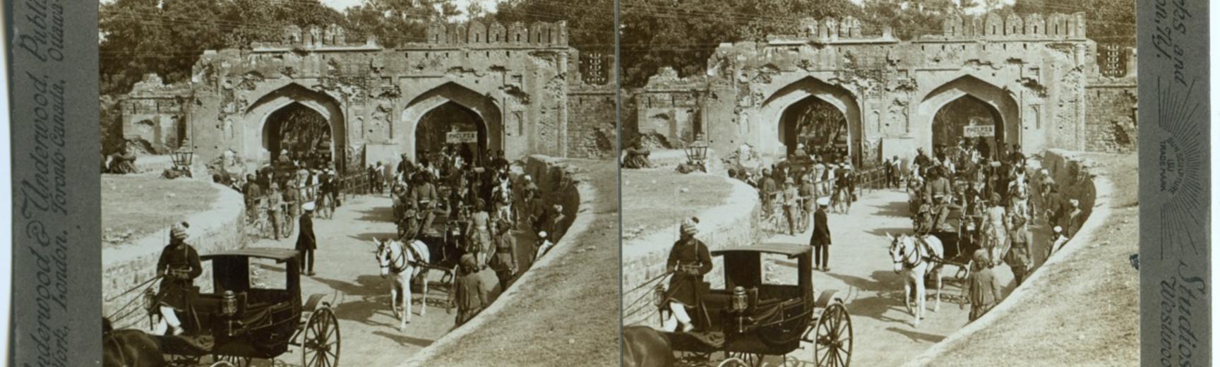 Image of Delhi Gate