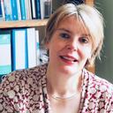 Portrait of Dr Bettina Lange