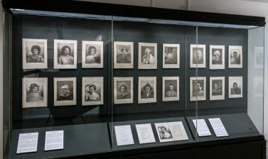 """'""""A Variety of Portraits of Persons"""": From the Official Account of Cook's Second Voyage to the Pacific (1772–1775)', Pitt Rivers Museum, University of Oxford, 28 May to 23 September 2018. (Copyright Pitt Rivers Museum, University of Oxford)"""