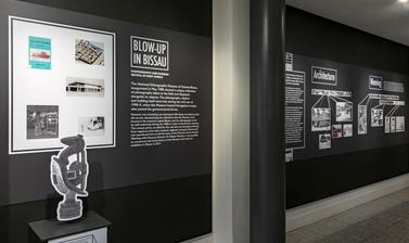 'Blow-Up in Bissau: Photography and Museum Revival in West Africa', Pitt Rivers Museum, University of Oxford, 17 December 2019 to 4 May 2020. (Copyright Pitt Rivers Museum, University of Oxford)