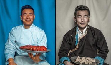 Tenzin Nyendak. Photograph by Nyema Droma. 2018.