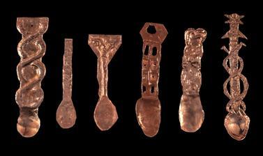 Teaspoons and trinkets