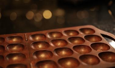 MANCALA BOARD GAME (IGISORO GAME).