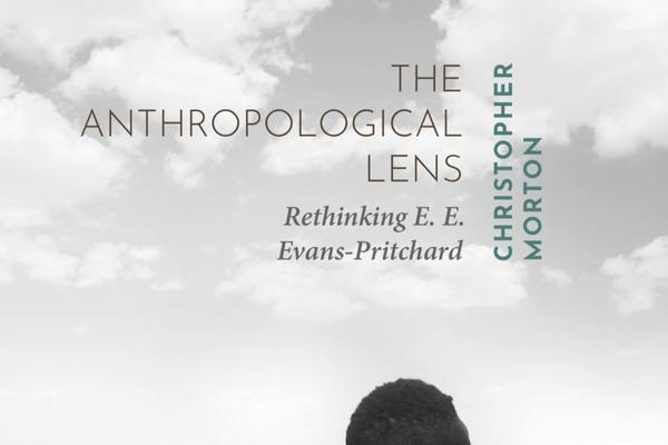 Cover of The Anthropological Lens by Christopher Morton