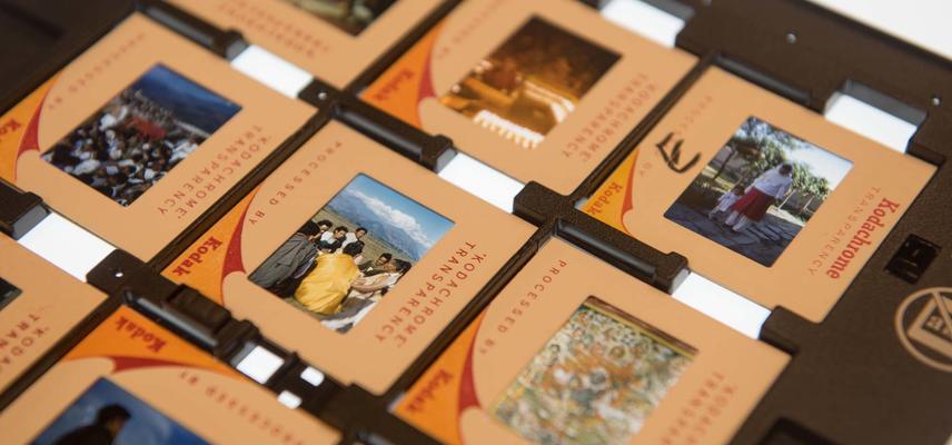 Kodak colour slides