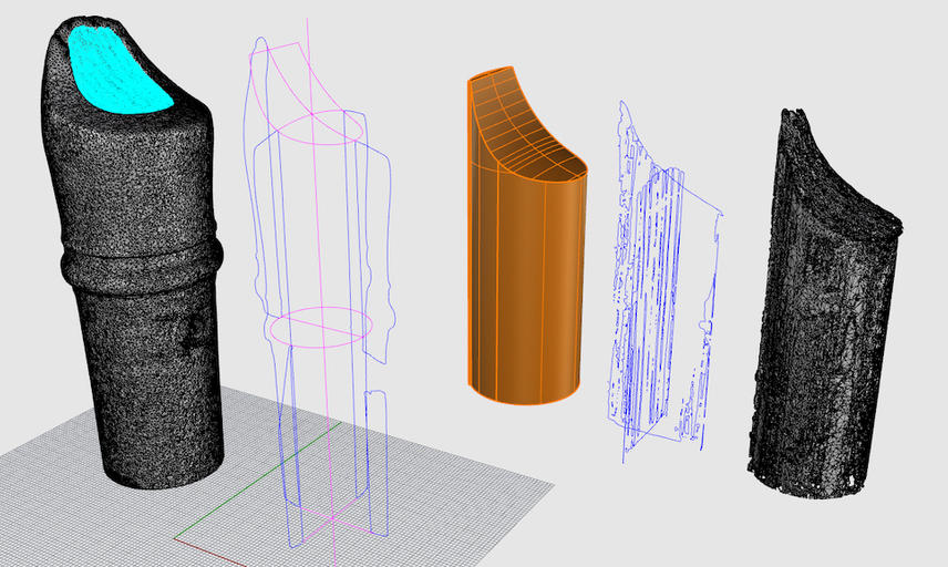reverse engineering recorder block