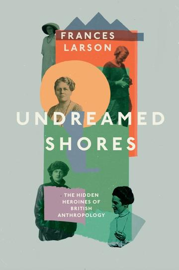 Image of cover of Undreamed Shores book