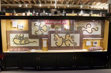 aboriginal art case small