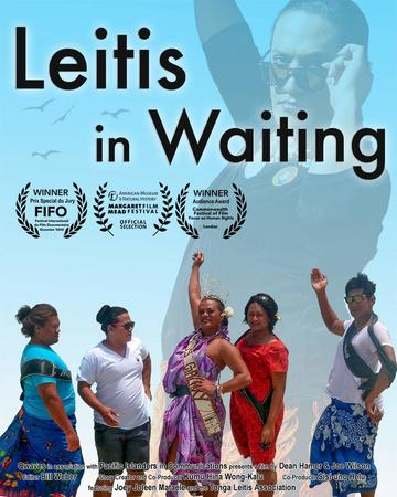 Promo image for Leitis in Waiting