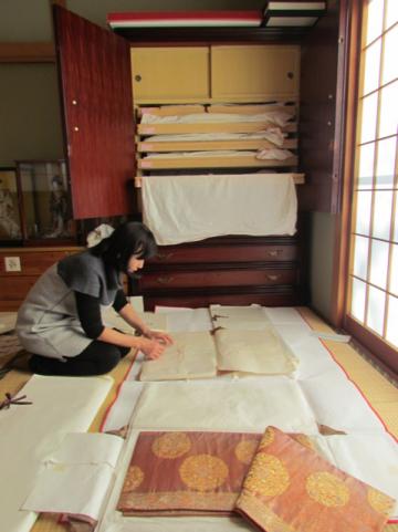 japans kimonos