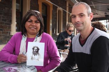 research partnership returning photos