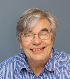 Portrait of Prof Howard Morphy